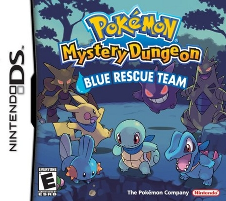 Thumbnail 1 for Pokemon Mystery Dungeon Blue Rescue Team All Legendaries